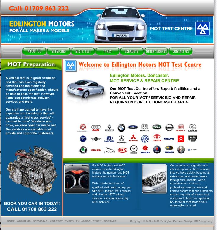 Edlinton Motors