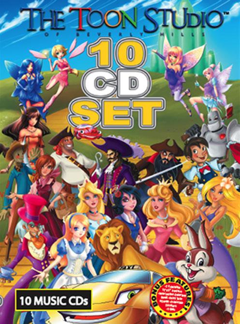 Toon Studio CD