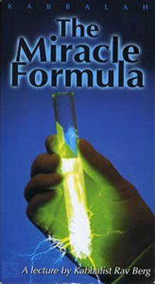 Kabbalah Miracle Formula